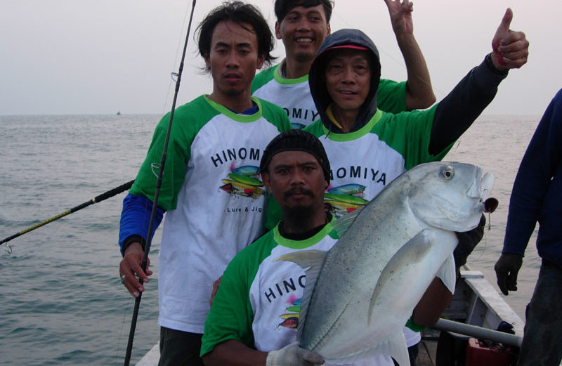 Hinomiya® Fishing Team