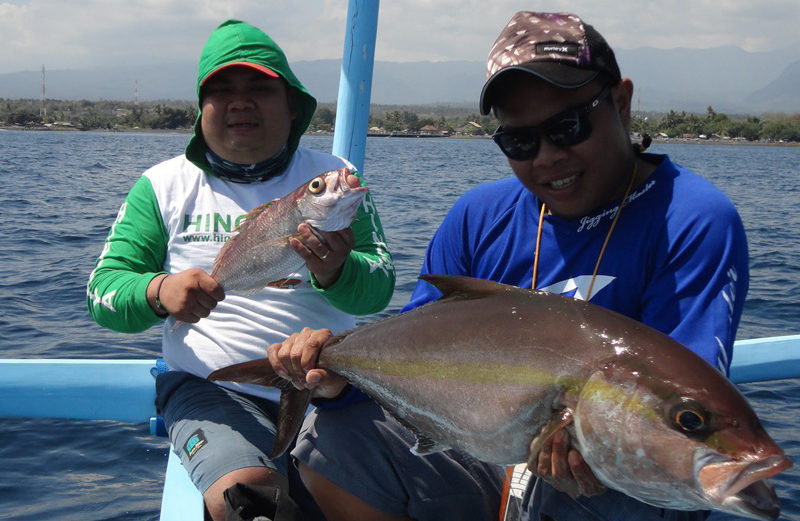 Hinomiya® Fishing Team at Sanur